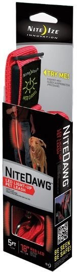 photo: Nite Ize Nite Dawg LED Leash dog leash