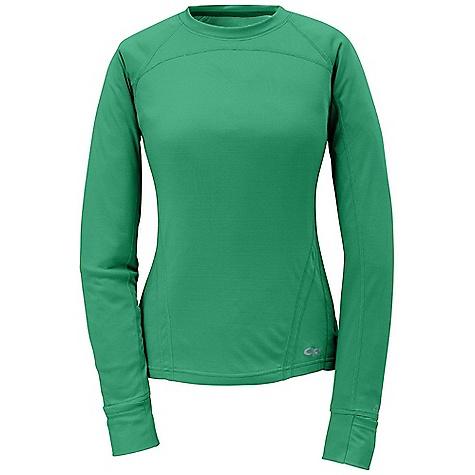 photo: Outdoor Research Women's Torque L/S Tee long sleeve performance top