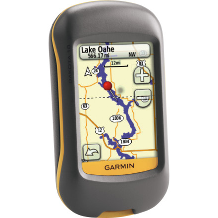 photo: Garmin Dakota 10 handheld gps receiver