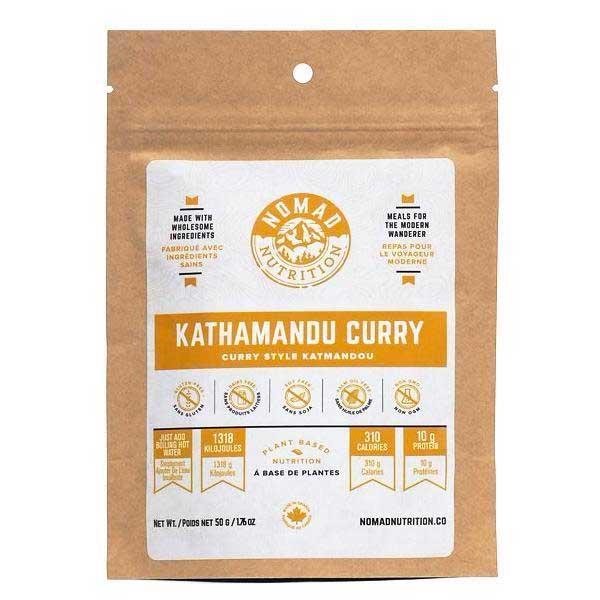 photo: Nomad Nutrition Kathmandu Curry vegetarian entrée