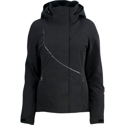 photo: Spyder Tresh Jacket snowsport jacket