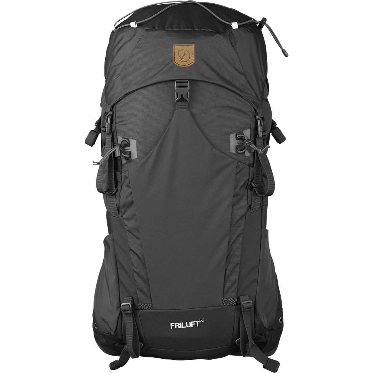photo: Fjallraven Friluft 55 Pack weekend pack (3,000 - 4,499 cu in)