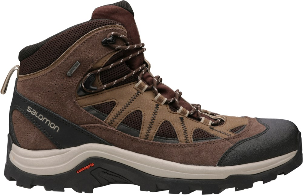 photo: Salomon Authentic LTR GTX backpacking boot