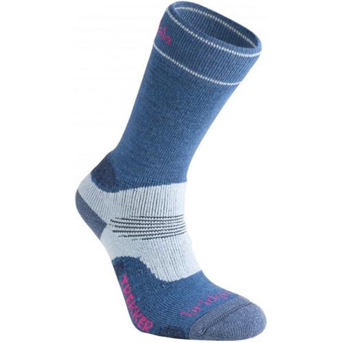 photo of a Bridgedale hiking/backpacking sock