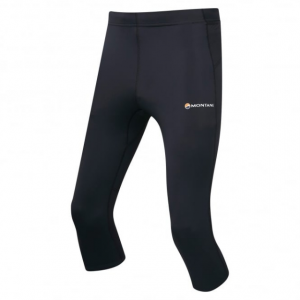 photo: Montane Men's Trail Series 3/4 Tights performance pant/tight