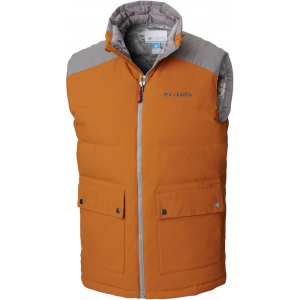 photo: Columbia Winter Challenger Vest down insulated vest
