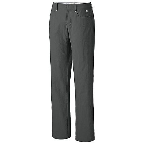 photo: Mountain Hardwear Sajama Gene Pants climbing pant