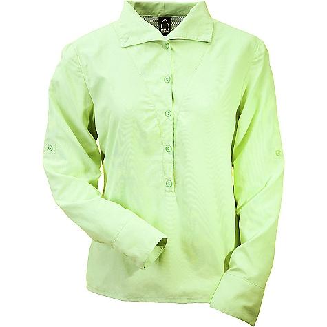 Sierra Designs Venus 1/2 Button Shirt