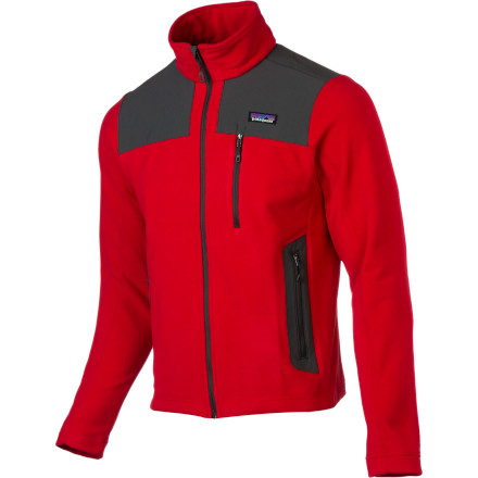 photo: Patagonia Cedars Jacket fleece jacket