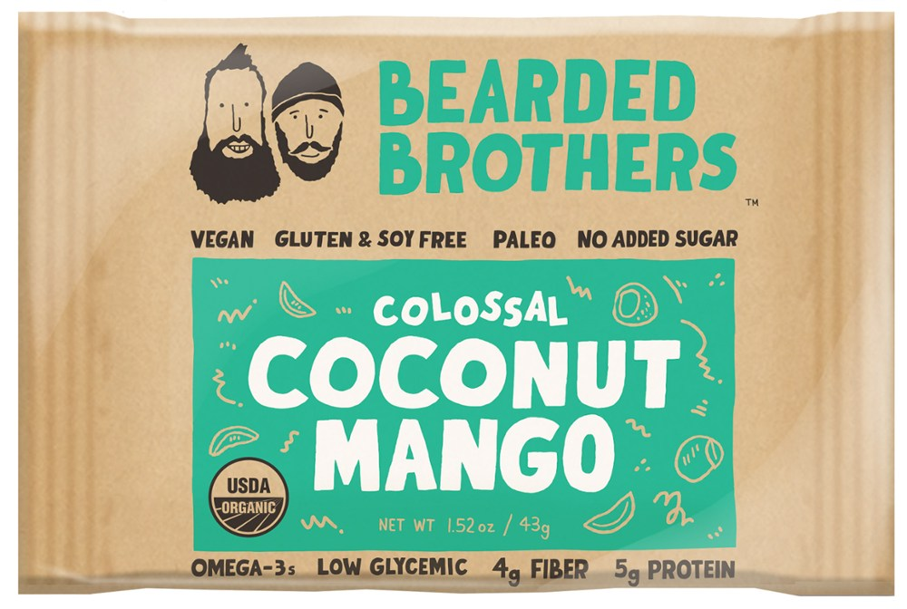 Bearded Brothers Energy Bar