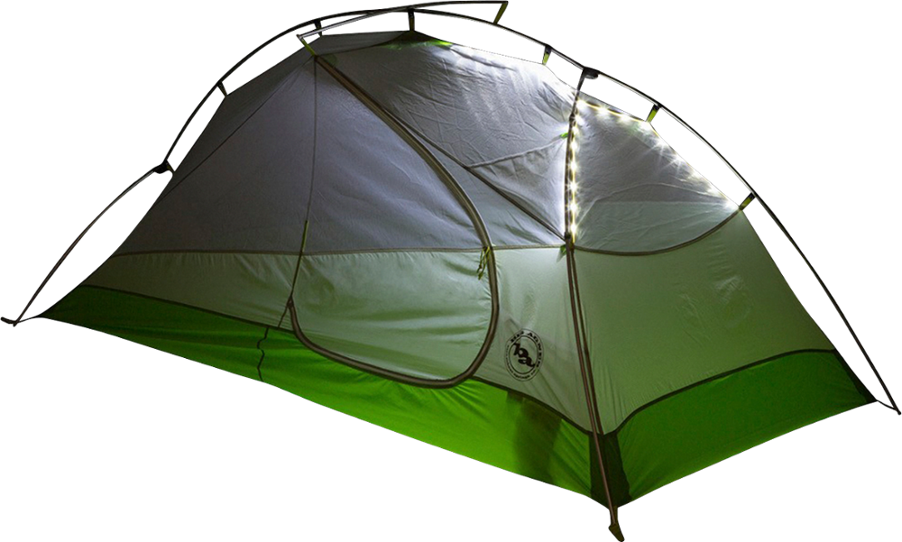 photo: Big Agnes Rattlesnake SL1 mtnGLO three-season tent