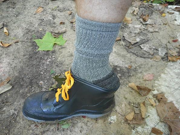 Gempler-PVC-Plain-Toe-Boots-6H-Lace-up-5