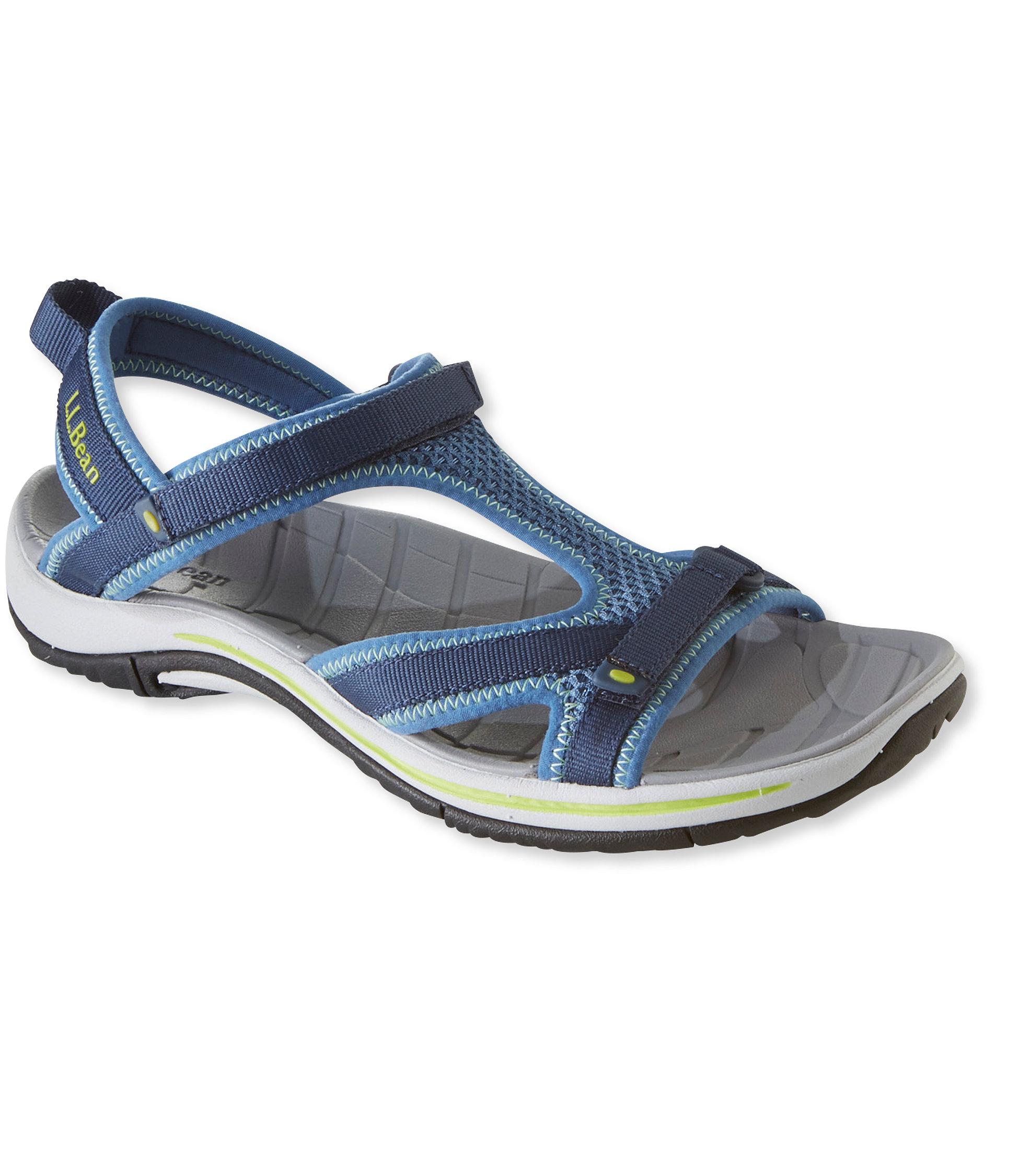 L.L.Bean Discovery Sandals, Stretch