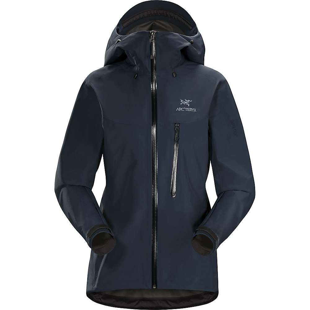 photo: Arc'teryx Women's Alpha SL Jacket waterproof jacket
