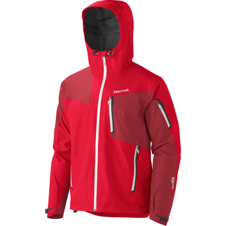 photo: Marmot Silverton Jacket waterproof jacket