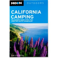 photo: Moon Outdoors California Camping us pacific states guidebook