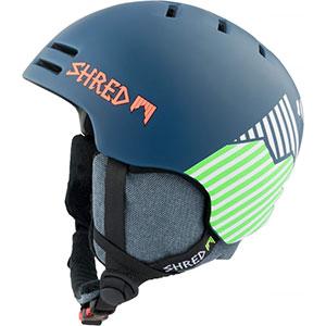 photo of a Shred snowsport helmet