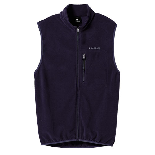 photo: MontBell Men's Chameece Vest fleece vest