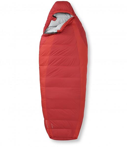 L.L.Bean Goose Down Sleeping Bag Semi-Rectangular 35F