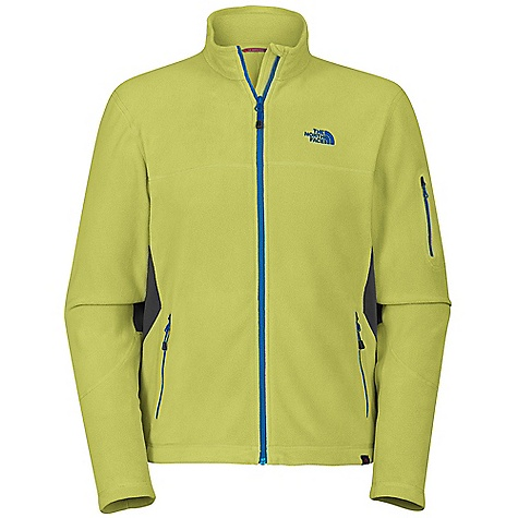 photo: The North Face 100 Aurora Jacket fleece jacket