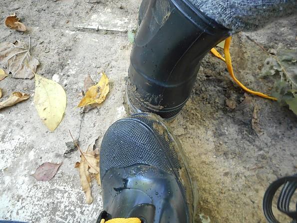 Gempler-PVC-Plain-Toe-Boots-6H-Lace-up-7