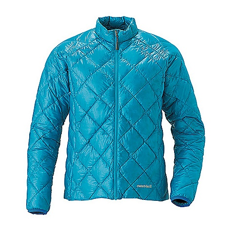 photo: MontBell Women's EX Light Down Jacket down insulated jacket