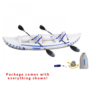 photo: Sea Eagle Sport SE330 inflatable kayak
