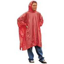 photo: Liberty Mountain Kids' Vinyl Poncho waterproof jacket