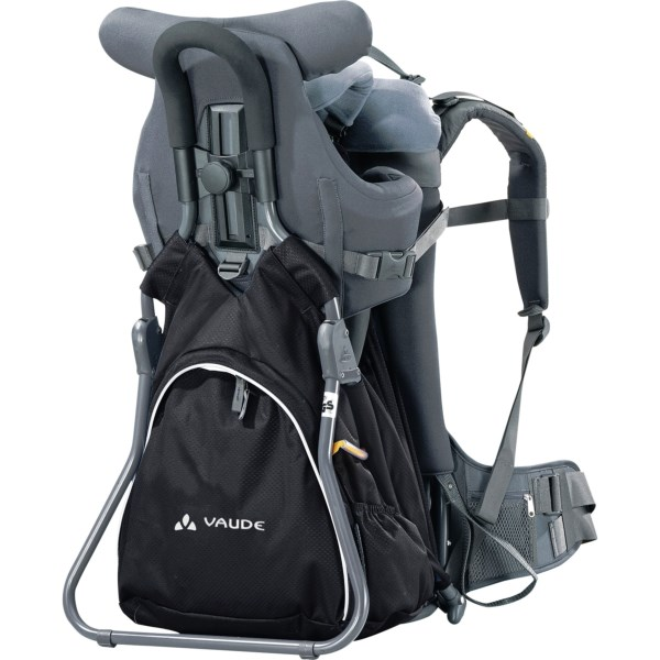 photo: VauDe Farfalla Comfort 20 child carrier