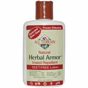 All Terrain Herbal Armor