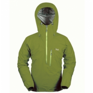 photo: Rab Demand Pull-On Jacket waterproof jacket