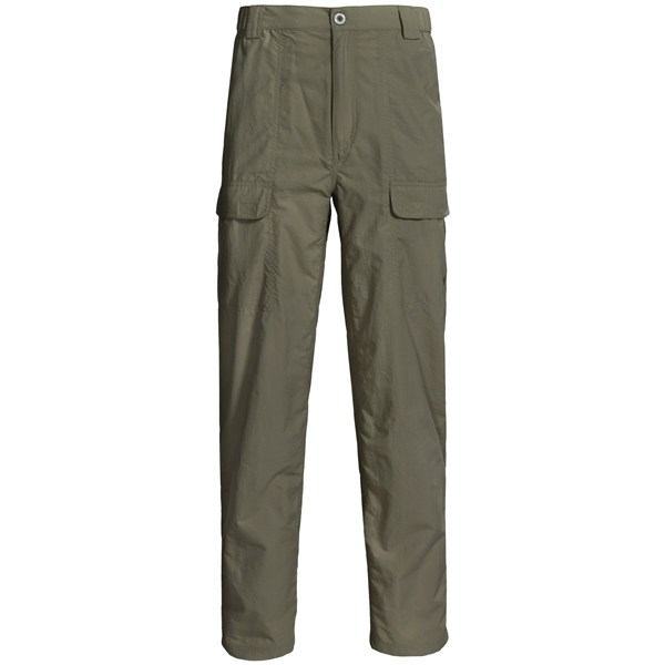 White Sierra Safari Pant