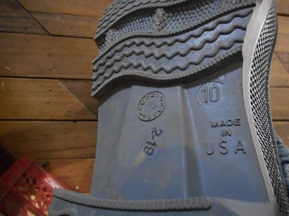 Gempler-PVC-Plain-Toe-Boots-6H-Lace-up-1