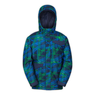 photo: The North Face 30X Jacket snowsport jacket