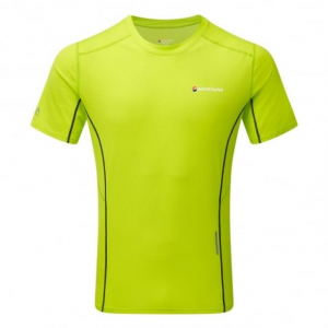 photo: Montane Razor T-Shirt short sleeve performance top