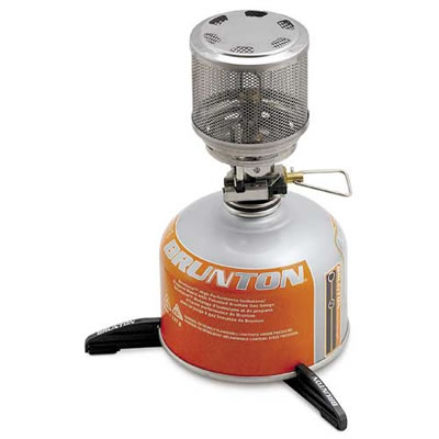 photo: Brunton Lucy Lantern fuel-burning lantern