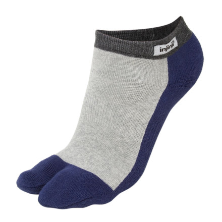Injinji Split Toe Series Mini-Crew Sock