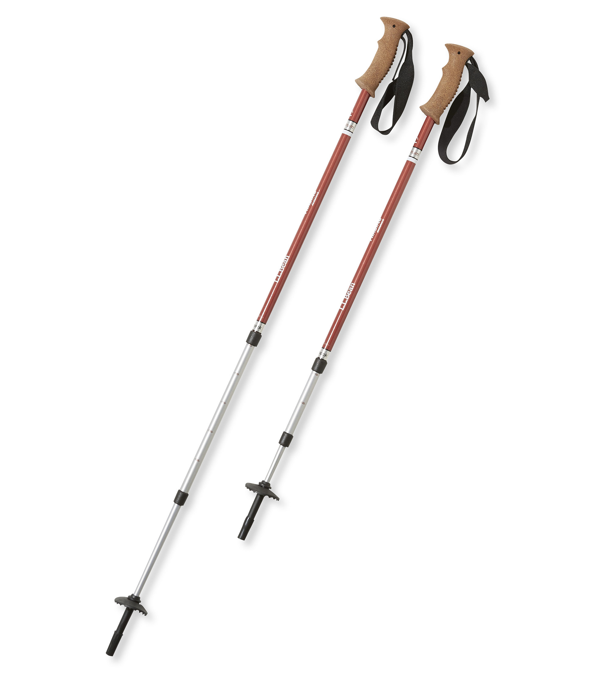 L.L.Bean Hikelite Hiking Poles, Anti-Shock