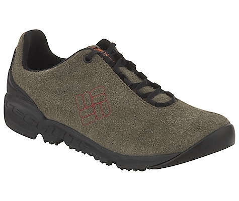 photo: Columbia Descender Leather trail shoe