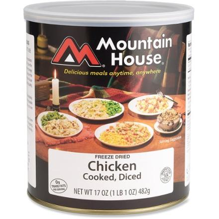 Mountain House Diced Chicken