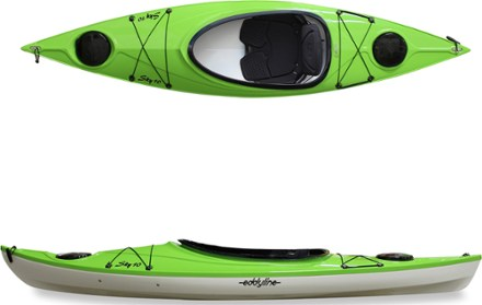 photo: Eddyline Sky 10 recreational kayak