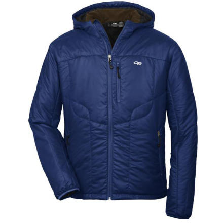 photo: Outdoor Research Fraction Jacket synthetic insulated jacket