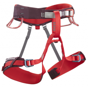 photo: Black Diamond Women's Lotus sit harness