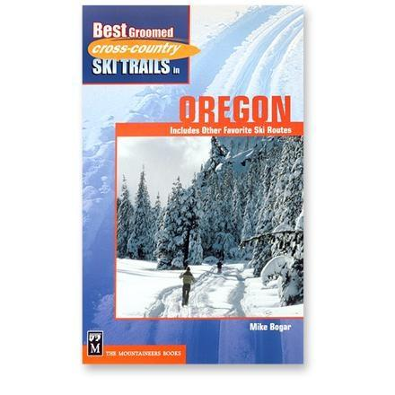photo: The Mountaineers Books Best Groomed Cross-Country Ski Trails in Oregon camping/hiking/backpacking book