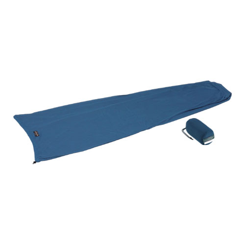 photo: MontBell Warm Up Sheet sleeping bag liner