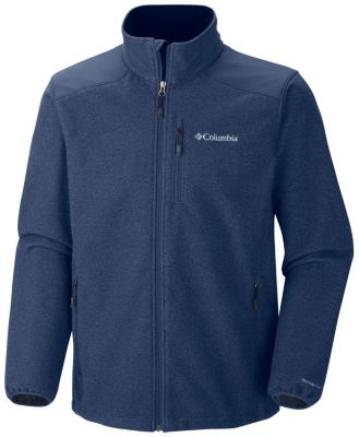 Columbia Wind Protector Sweater-Face Fleece Jacket