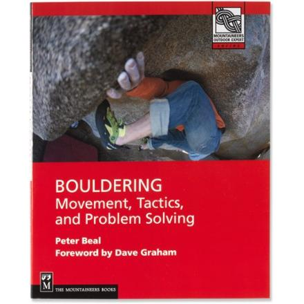 photo: The Mountaineers Books Bouldering: Movement, Tactics, and Problem Solving climbing book