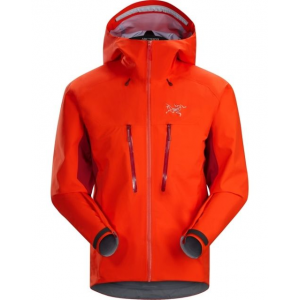photo: Arc'teryx Procline Comp Jacket waterproof jacket