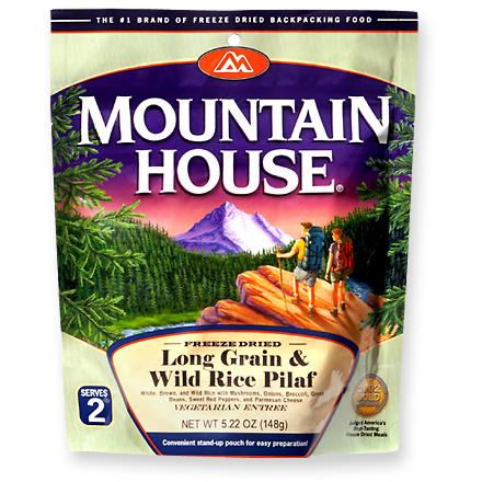Mountain House Wild Rice & Mushroom Pilaf