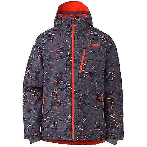 Marker Vertigo Print Jacket